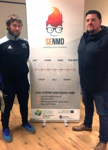 Cross Border Social Enterprise Alan Forde Meath GAA & Mark McCormack Create the Great