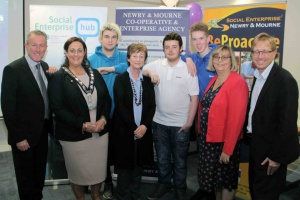 Social Enterprise with Young Care Leavers